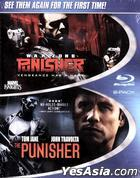 Punisher: War Zone / The Punisher (Blu-ray) (2-Pack) (US Version)