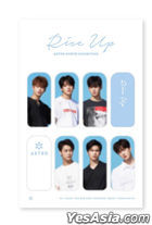 Astro Rise Up Exhibition Official Goods - PET Bookmark Set A