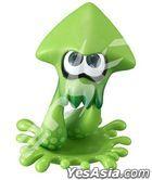 Kumukumu Puzzle Mini : KM-m15 Splatoon Squid Lime Green