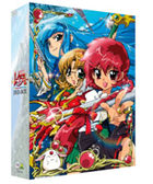 Magic Knight Rayearth DVD Box (DVD) (Japan Version)