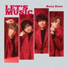 LET'S MUSIC [Type B] (SINGLE+DVD)  (First Press Limited Edition) (Japan Version)