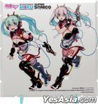 Dioramansion 150 Racing Miku Pit 2020 Optional Panel Super Sonico Collab Ver.