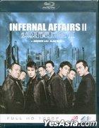 Infernal Affairs II (Blu-ray) (Hong Kong Version)