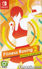 Fitness Boxing 2: Rhythm & Exercise (Asian Chinese Version)