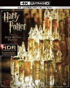 Harry Potter and the Half-Blood Prince (4K Ultra HD + Blu-ray) (Japan Version)
