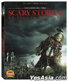 Scary Stories to Tell in the Dark (2019) (Blu-ray + DVD + Digital) (US Version)