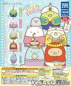 Japan Mini: 'Sumikko Gurashi The Movie The Unexpected Picture Book and the Secret Child' Tsunagaru Mascot   (隨機從5款中挑選1款)