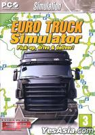 Euro Truck - Simulator: Pick-up, Drive & Deliver! (英文版)