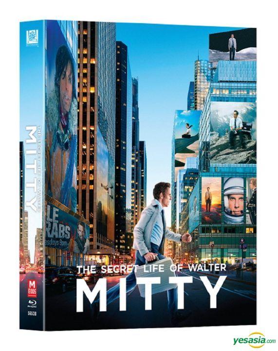 Yesasia The Secret Life Of Walter Mitty 2013 Blu Ray Lenticular Steelbook Edition A Hong Kong Version Blu Ray Ben Stiller Jon Daly 20th Century Fox Western World Movies Videos