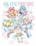 Aikatsu Friends! Blu-ray Box 4 (Japan Version)