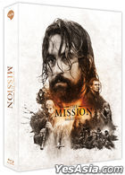 The Mission (1986) (Blu-ray) (Lenticular Full Slip Steelbook) (Limited Edition Type C) (Korea Version)