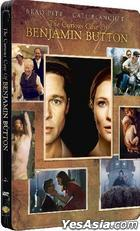 The Curious Case Of Benjamin Button  (DVD) (2-Disc) (Steelbook Case) (Special Edition) (Limited Edtion) (Korea Versoin)