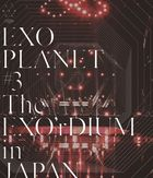 EXO Planet #3 - The EXO'rDIUM in Japan [BLU-RAY] (Normal Edition) (Japan Version)