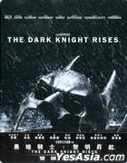 The Dark Knight Rises (2012) (Blu-ray) (2-Disc Steelbook) (Taiwan Version)