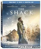The Shack (2017) (Blu-ray + DVD + Digital HD) (US Version)