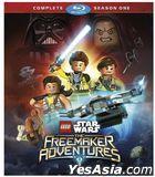 Lego Star Wars: The Freemaker Adventures Complete Season One (DVD) (US Version)