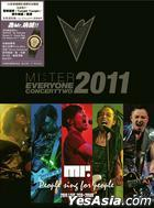 Mr. Everyone Concert 2: People Sing For People 2011 Live (2DVD + 2CD)