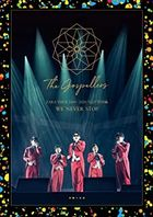 THE GOSPELLERS 坂 Tour 2019-2020 G25 特别编 WE NEVER STOP (日本版)