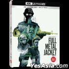 Full Metal Jacket (4K Ultra HD + Blu-ray) (First Press Limited Edition) (Korea Version)