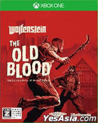 Wolfenstein The Old Blood (Japan Version)