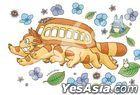 My Neighbor Totoro : Hydrangea & Neko Bus (Jigsaw Puzzle 150 Pieces) (150-G58)