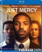 Just Mercy (2019) (Blu-ray) (Hong Kong Version)