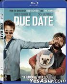 Due Date (2010) (Blu-ray) (Hong Kong Version)