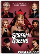 Scream Queens (2015) (DVD) (The Complete First Season) (US Version)