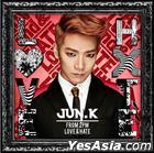 Jun. K Mini Album - Love & Hate (Korea Version)