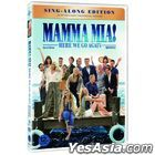 Mamma Mia! Here We Go Again (2DVD) (Special Limited Edition) (Korea Version)