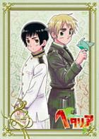Hetalia Axis Powers (DVD + CD) (Vol.2) (First Press Limited Edition) (Japan Version)
