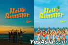 April Summer Special Album - Hello Summer (Summer DAY + Summer NIGHT Version) + 2 Posters in Tube