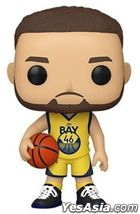 FUNKO POP! NBA: Golden State Warriors -Steph Curry