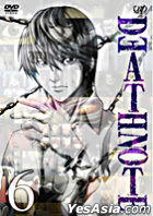 Death Note (DVD) (Vol.6) (Animation) (Japan Version)