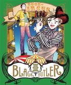 Kuroshitsuji Book Of Circus Vol.3 (Blu-ray+CD) (First Press Limited Edition)(Japan Version)