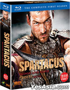 Spartacus : Blood And Sand (Blu-ray) (4-Disc) (Korea Version)