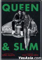 Queen & Slim (2019) (DVD) (US Version)