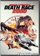 Roger Corman Death Race 2050 (2016) (DVD) (Hong Kong Version)