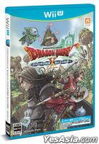 Dragon Quest X 5000-nen no Tabiji Harukanaru Kokyou e Online (Wii U) (Japan Version)