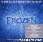 Frozen Original Soundtrack (OST) (Jewel Case Deluxe Edition) (2CD) (US Version)