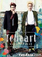 Toheart (Woo Hyun & Key) Mini Album Vol. 1 (Taiwan Version)