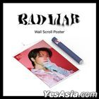 Super Junior-D&E - Wall Scroll Poster (BAD LIAR Dong Hae Version)