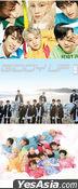 The Boyz Mini Album Vol. 2 - The Start (Random Version - A or B or C)