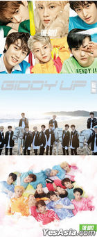 The Boyz Mini Album Vol. 2 - The Start (Random Version - A or B or C)