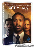 Just Mercy (DVD) (Korea Version)