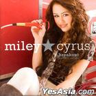 Miley Cyrus - Breakout (CD+DVD) (Platinum Edition) (Korea Version)