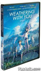 Weathering with You (2019) (DVD) (US Version)