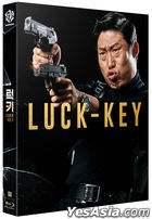 Luck-Key (Blu-ray) (Full Slip Outcase + Scanavo Case + Leaflet + Postcard + Poster Postcard + Script Card) (Limited Edition) (Korea Version)