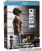 Creed Double Pack: Creed & Creed II (Blu-ray) (2-Disc) (Limited Edition) (Korea Version)