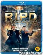 R.I.P.D. (2013) (Blu-ray) (Korea Version)